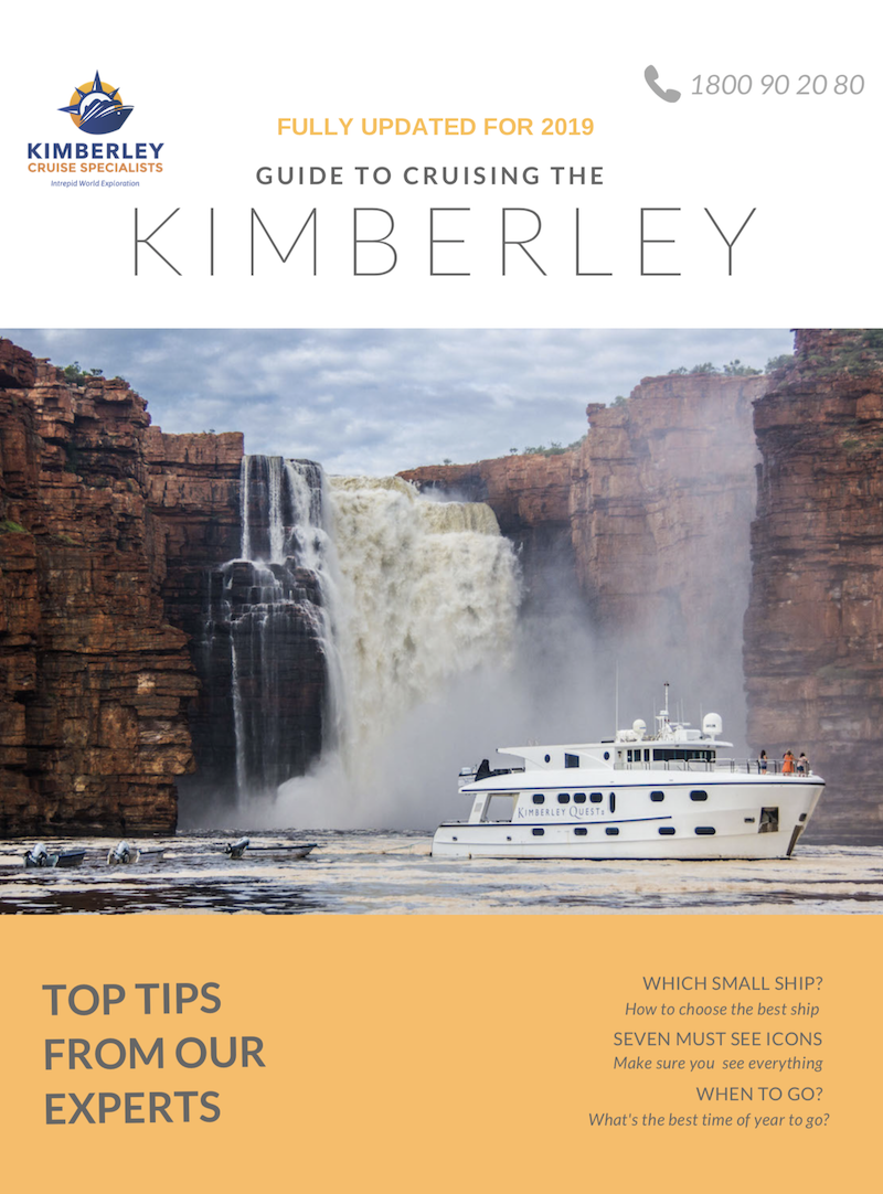 Kimberley Cruising Guide 2018