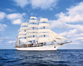Sea Cloud Photo 1