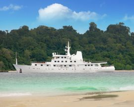 Myanmar's Mergui Archipelago Photo 1