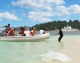Myanmar's Mergui Archipelago Photo 11