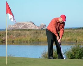Canada's East Coast Golf Expedition: Fiddles & Sticks Photo 6