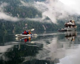SE Alaska - Juneau to Petersburg Photo 7