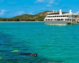 Great Barrier Reef Cruise Cairns - Lizard Island - Cairns Photo 1
